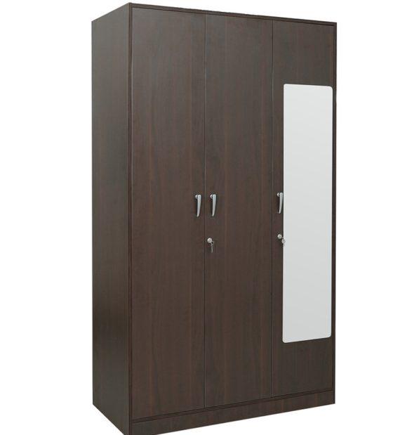 rawat lucerne 3 doors wardrobe