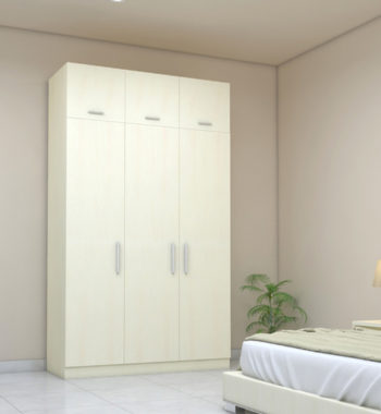 three-door-wardrobe-with-loft-in-ivory-suede-finish-in-mdf-by-primorati-three-door-wardrobe-with-lof-dfrstl