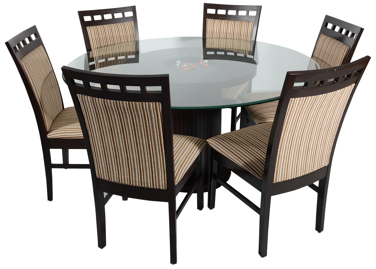 rawat dtn17dcn17 six seater dining table muticolour rawat furniture. Black Bedroom Furniture Sets. Home Design Ideas