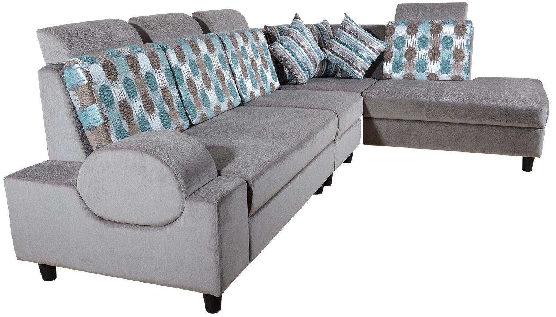 Vinto five seater sofa set wood furniture store near me for Sofa set near me